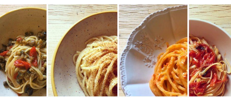 Spaghetti & Linguine: 4 idee in 20 minuti