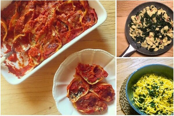 6 primi piatti con cavolo nero